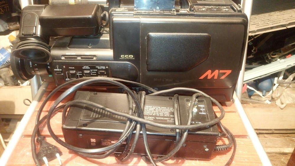 Видеокамера national NV-M7EN (VHS HQ)