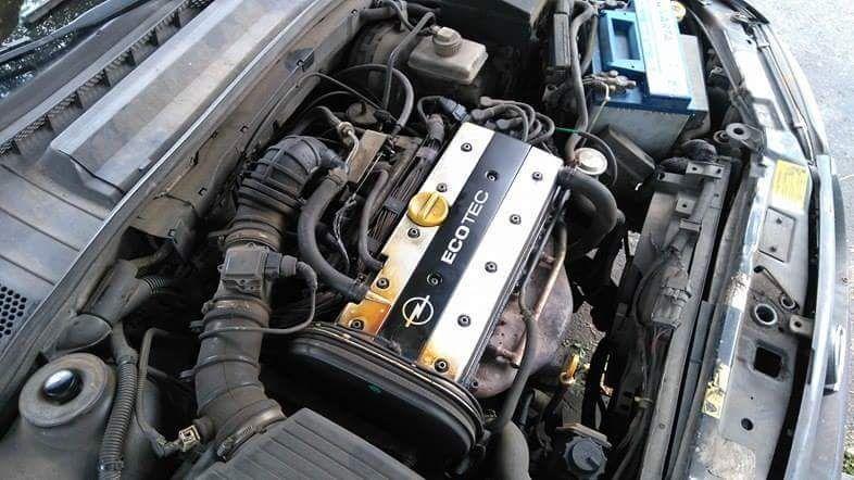 Piese motor 2.0 benzina opel vectra b x20xev