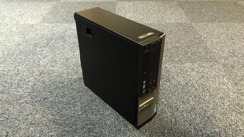 Unitate DELL OPTIPLEX 7020 – i7- 4770s - 3.9 GHz - 8GB RAM - 500 GB HD