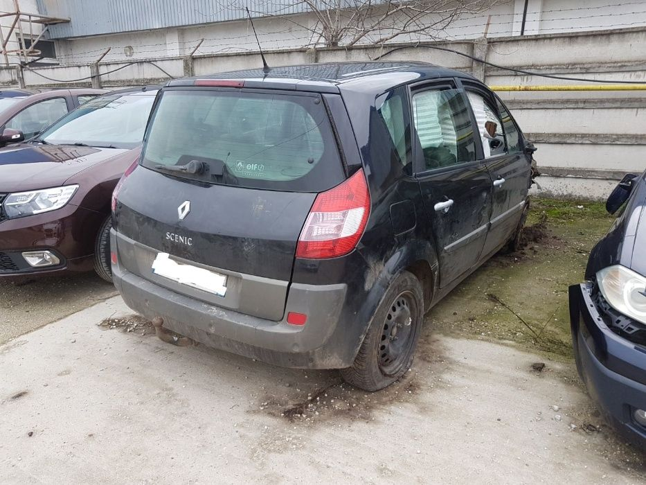 Dezmembrari Renault Megane Scenic