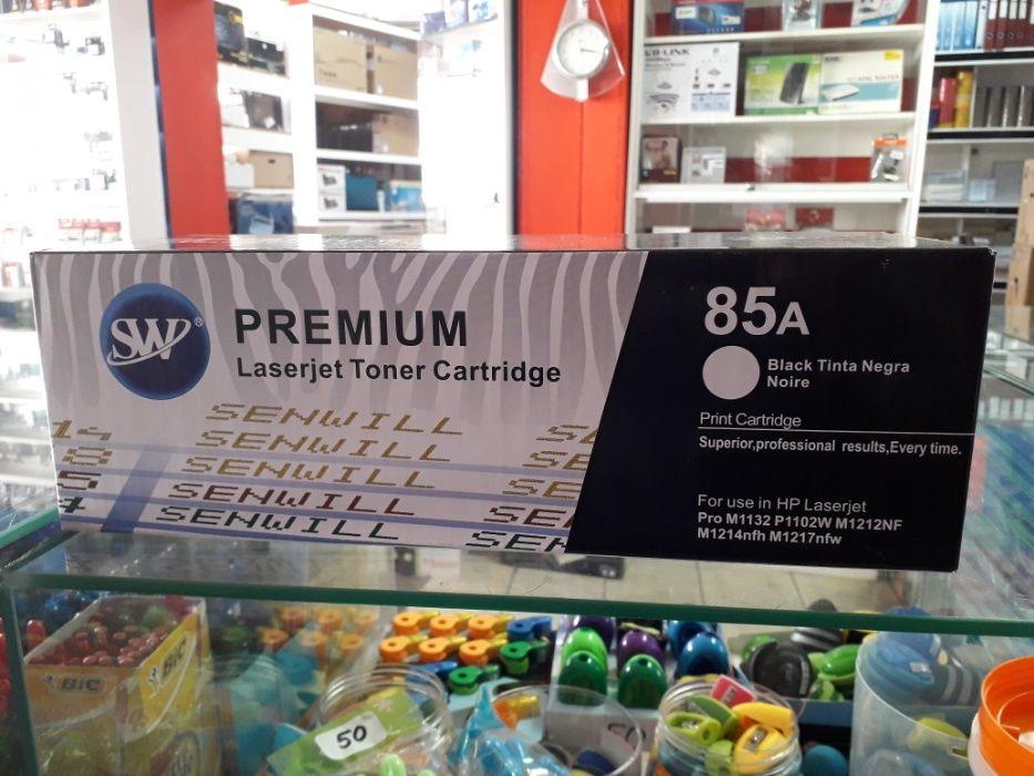 Toner laserjet 85A