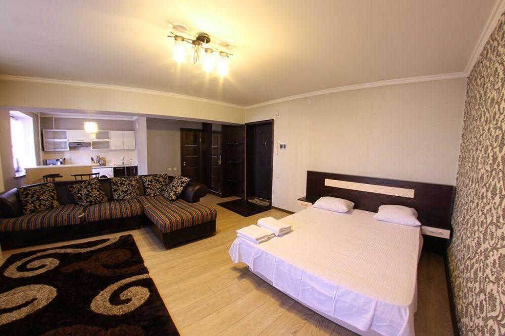 1-комнатная квартира с евроремонтом на Муканова - Шевченко