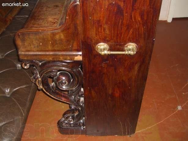 Продаю эксклюзивное пианино марки F.Haenel &Sohn Naumburg a/s 18 век.