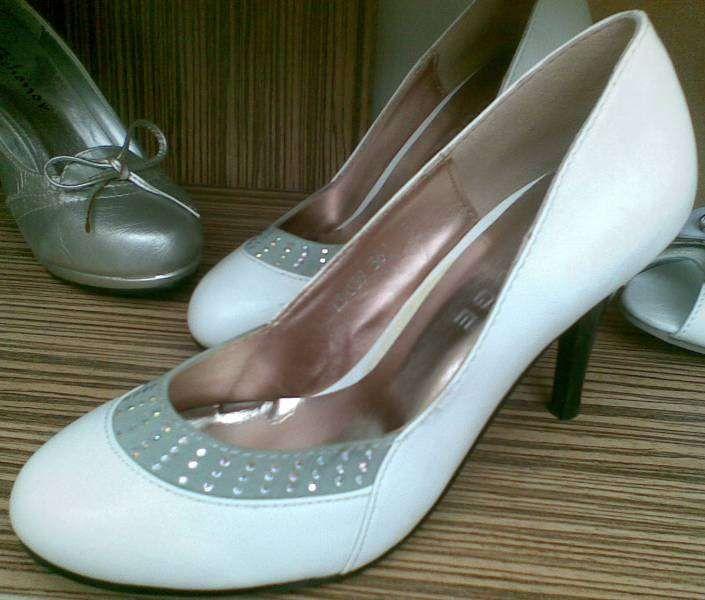 Pantofi / Sandale STILETTO Ortopedici Toc Piele ecologica