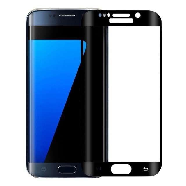 Folie de Sticla Securizata Samsung S6 Edge, S7 Edge
