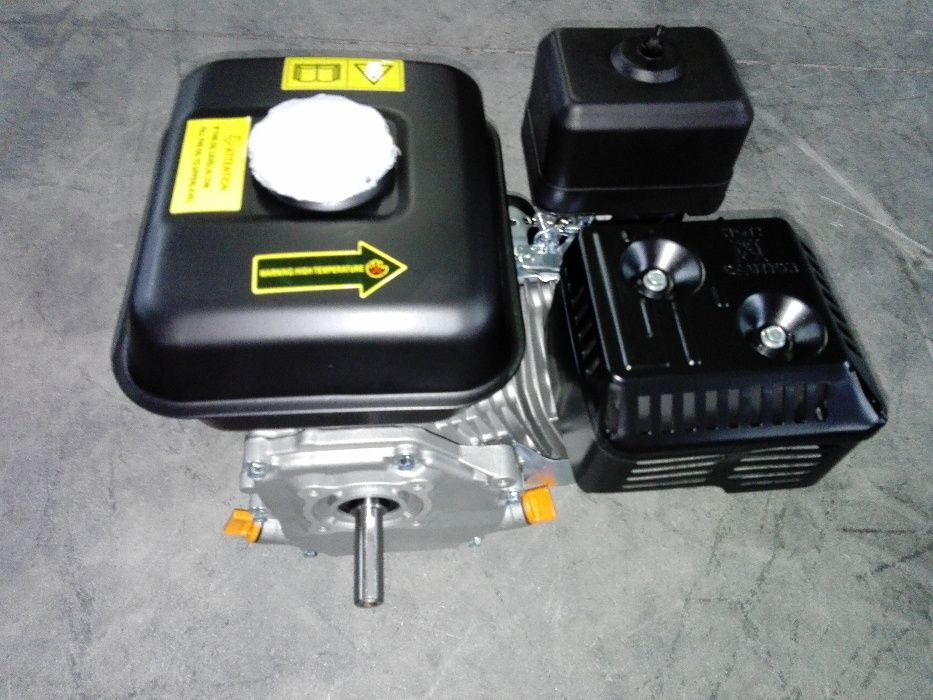 Motor orizontal pe benzina 6,5 cai