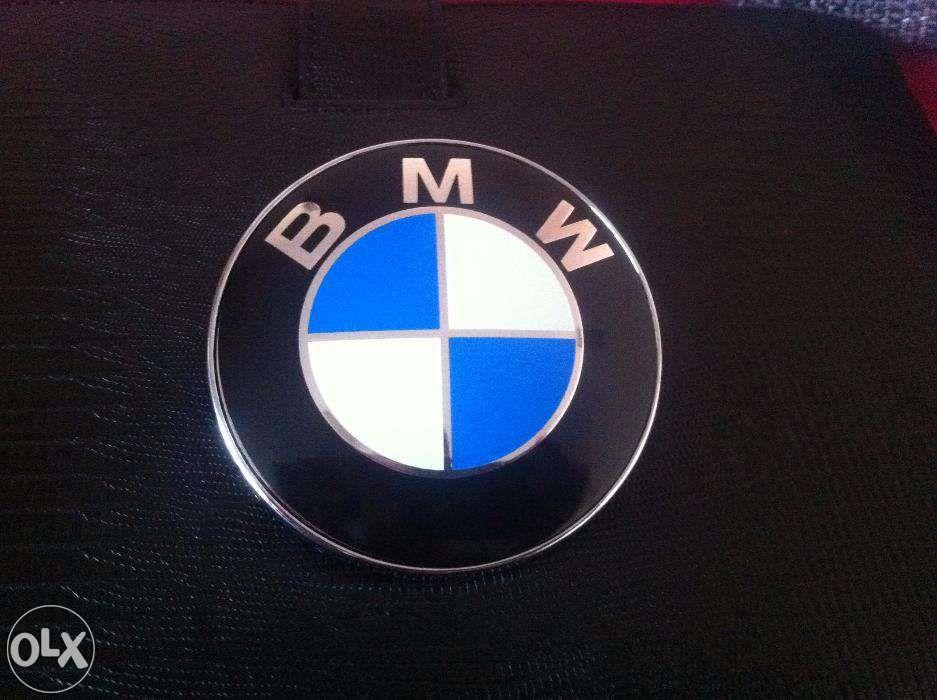 Emblema BMW capota/spate 83mm