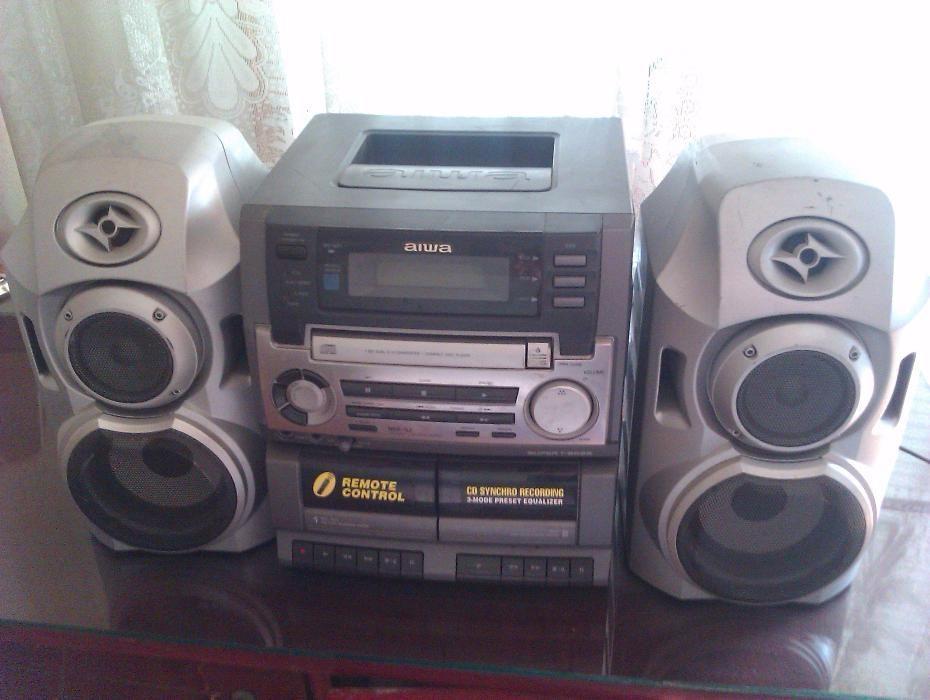 Combina audio Aiwa