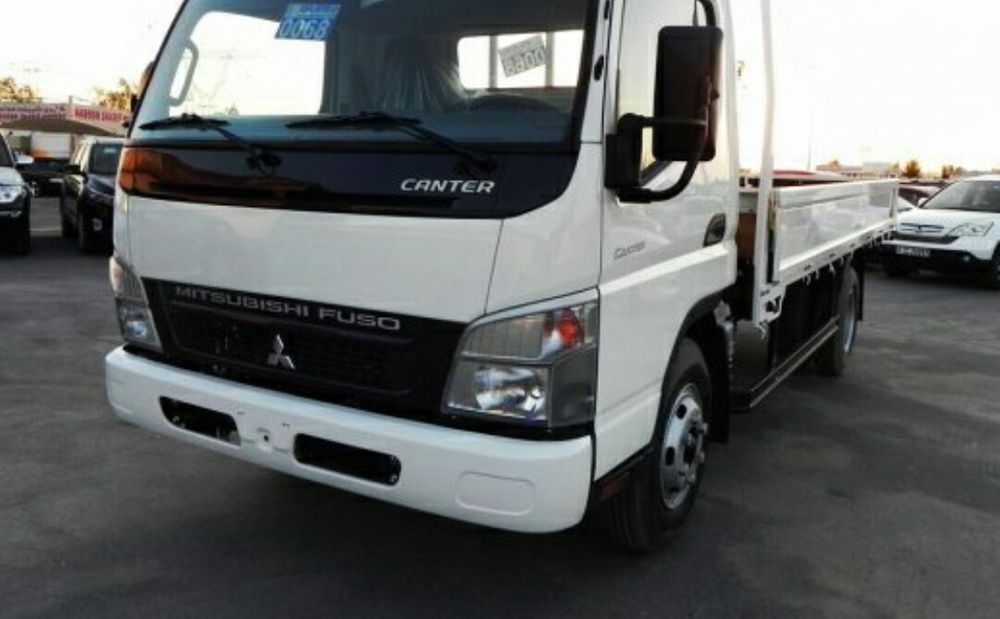 Toyota Canter