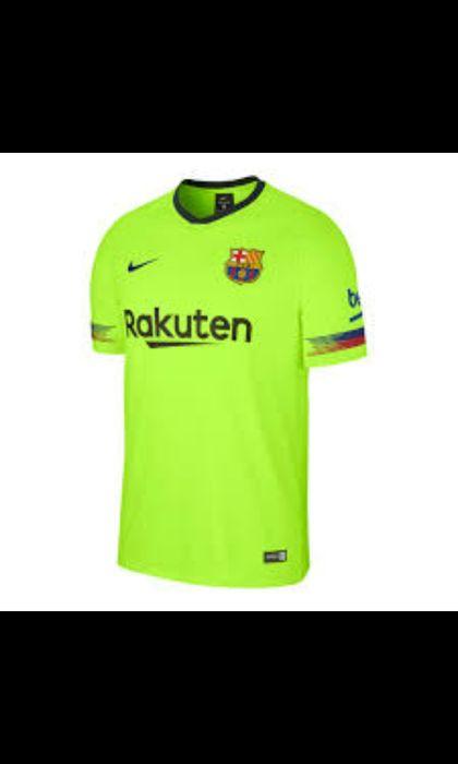 Camisolas barcelona 2018/2019