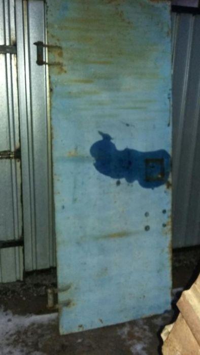 Железная дверь утепленная. варианты. мини.торг.