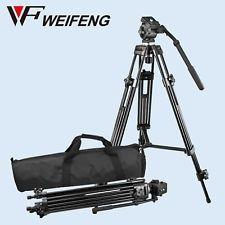 Trepied video E-Image Weifeng FT-9901 Professional Kit 6Kg / 192 cm