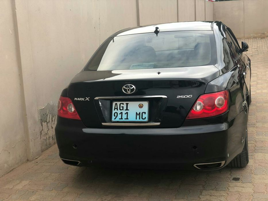 ToyotaMarkX Bairro Central - imagem 4