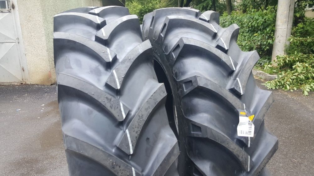 16.9-34 Cauciucuri noi de tractor spate cu garantie 2 ani cu 10 pliuri