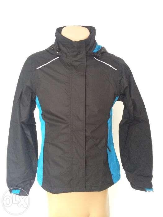 Jacheta dama de ploaie pentru ciclism, alergare, drumetii, marime S