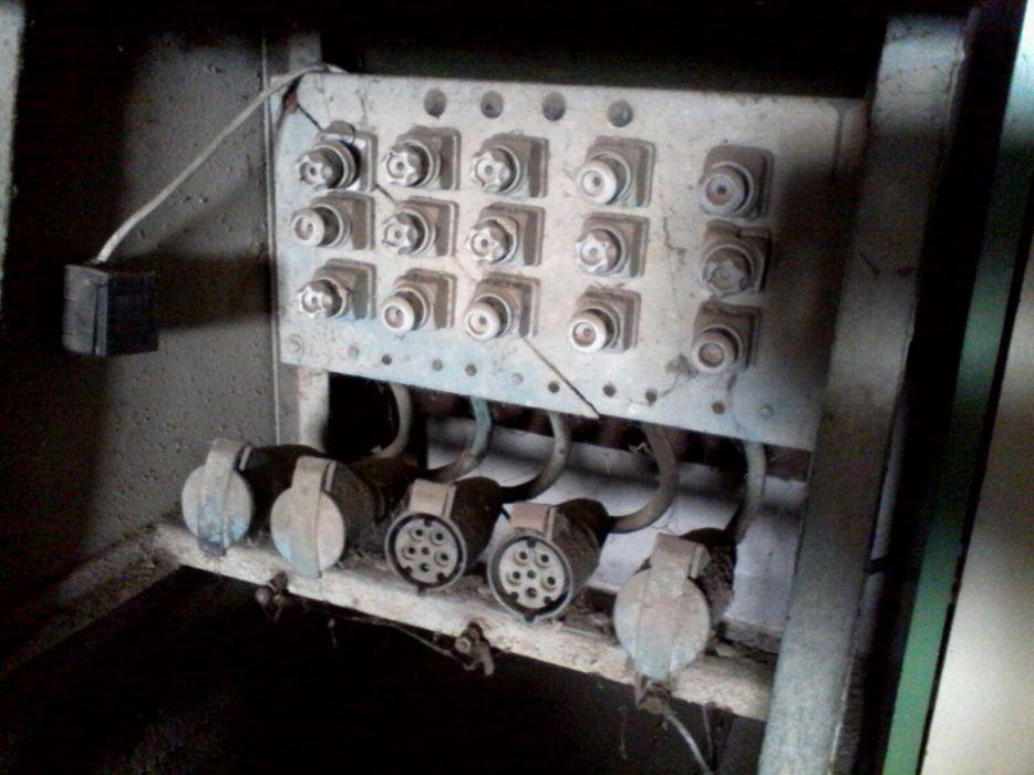 Vand tablou electric portabil pentru uz industrial