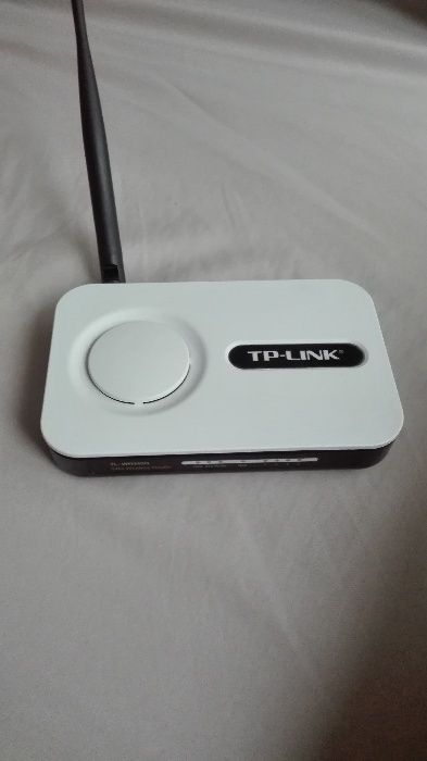 Router wireless TP Link TL wr340g