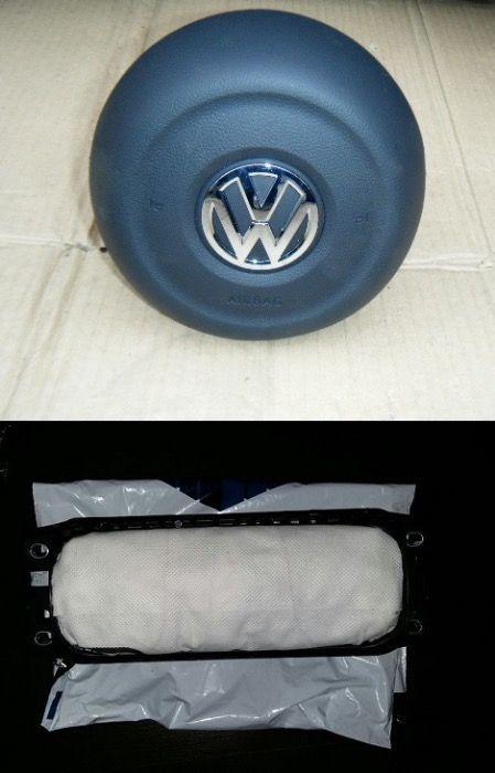 KIT Airbag VW NEW BEETLE 2015 Original Volan + Pasager
