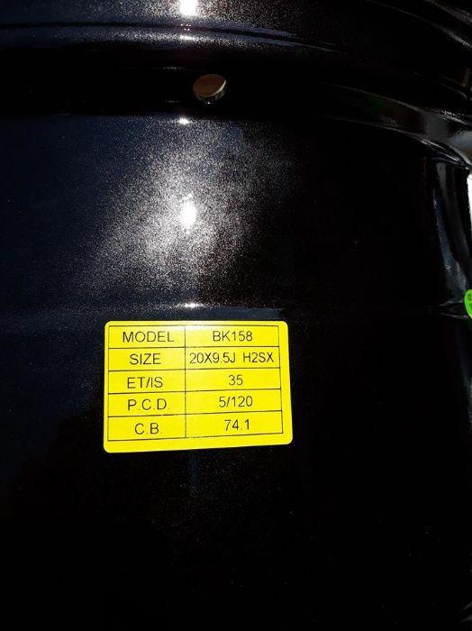 Джанти style 214 за БМВ Х5 Х6 20'' цола BMW X5 X6 e53 e70 e71 Нови гр. Елхово - image 11