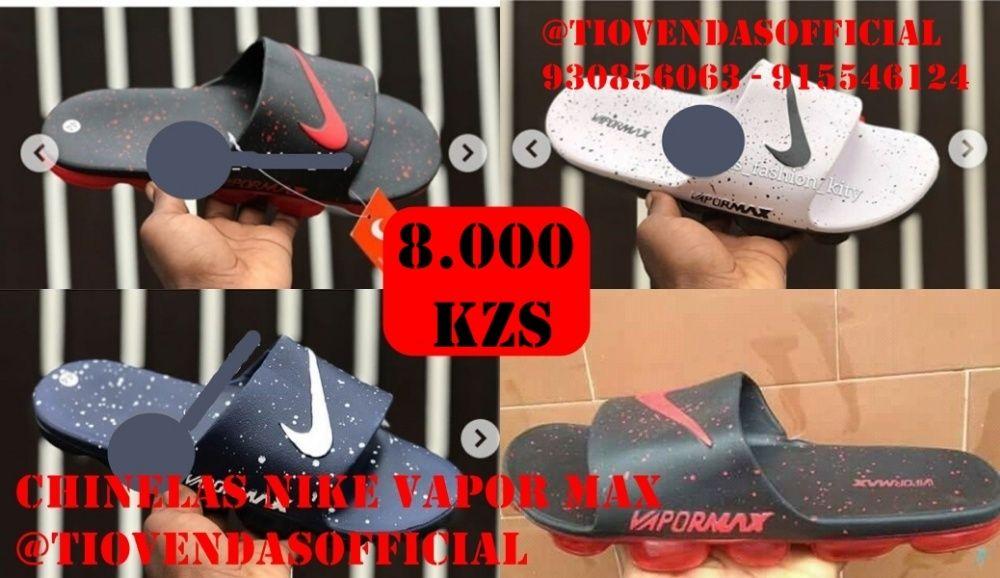 Chinelas Nike Vapor Max
