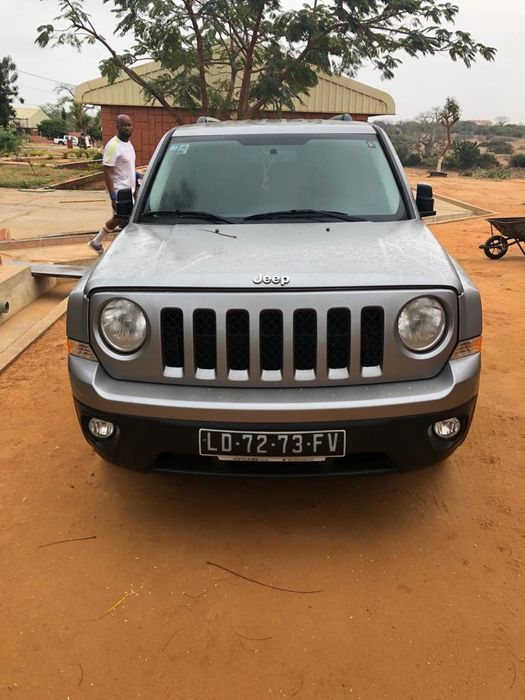 Vendo este jeep patriota