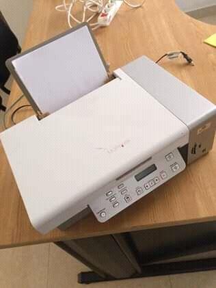 Máquina impressora