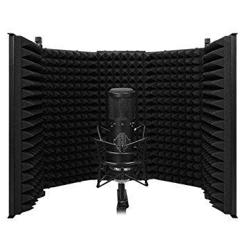 Studio Series (Protector de Voz Portatil Para Gravacão)