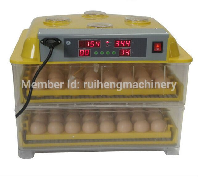 a kurrima sanidade animal e vegetal vende de incubadouras de 96 ovos