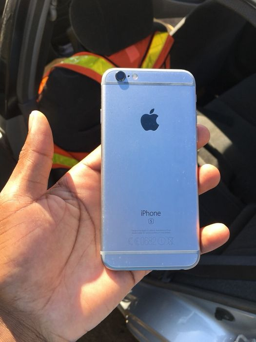 IPhone 6s 16 Gb limpo