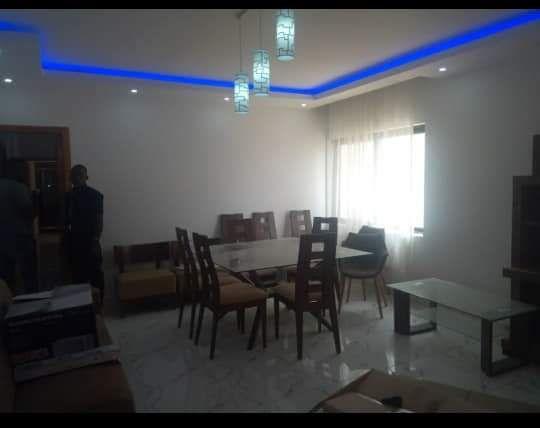 Apartamento luxuosa Mobilado
