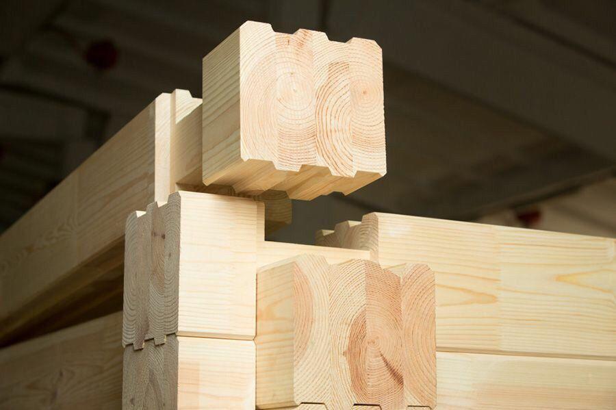 Grinzi lamelare / stratificate molid sau pin nordic pentru constructii Toplita - imagine 4