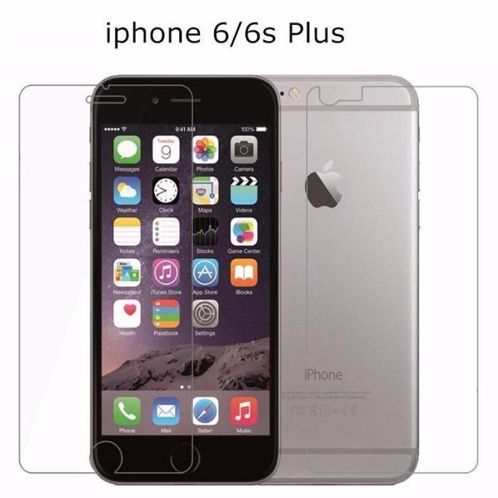 Folie Protectie Față+Spate iPhone 6,7, 7Plus,8,8Plus