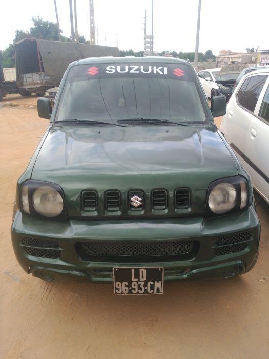 Suzuki Jimmy Manual