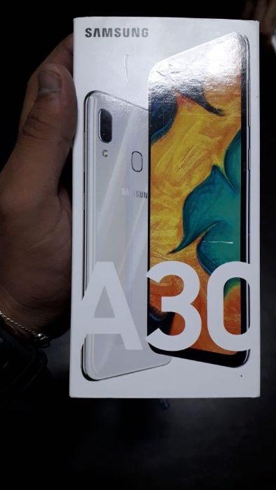 Galaxy A30 novo selado na caixa com 64 gb Bairro Central - imagem 1