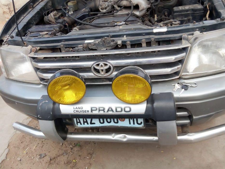 Toyota Prado Bairro do Mavalane - imagem 4