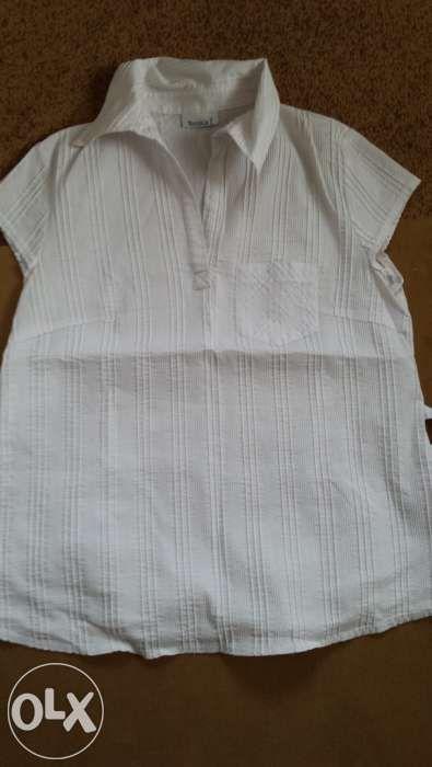 camasa alba gravide
