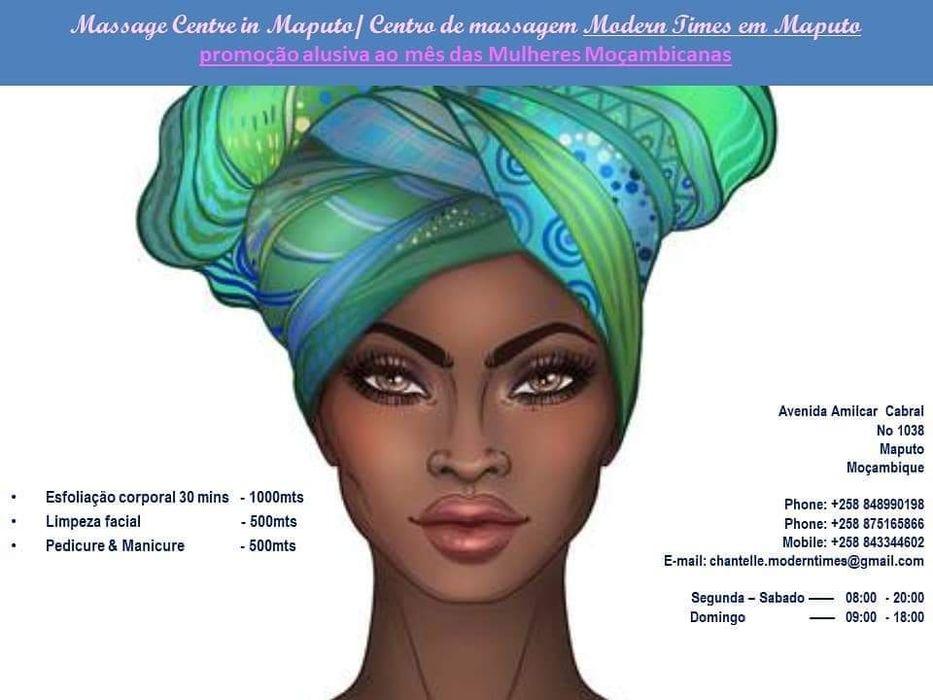 Promoção alusiva ão mês das Mulheres Moçambicanas