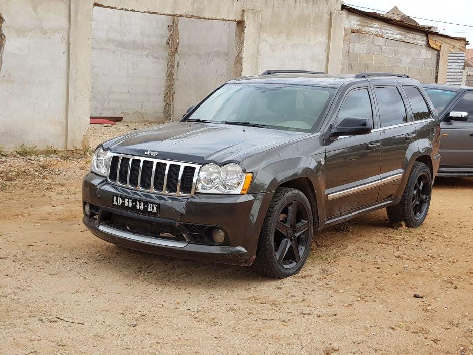 Vendo excelente Jeep Grand cherokee V8, motor 5.7 Limited