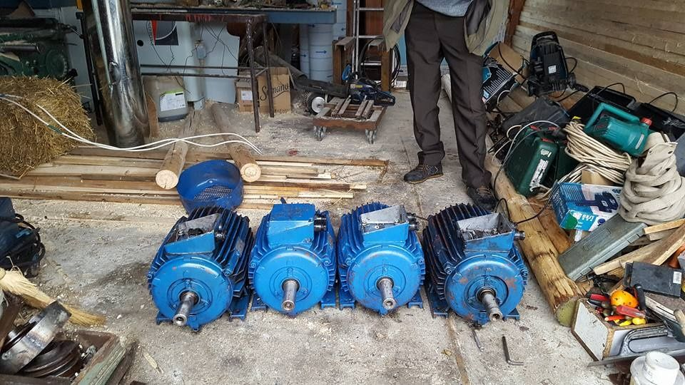 Motor electric 5.5KW/3000RPM,5.5KW/950RPM,3KW/950RPM
