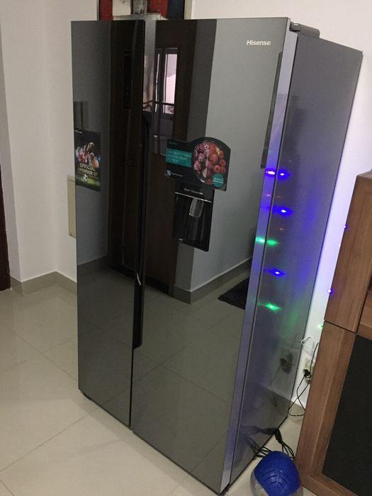 Geleira Hisense 2 Portas - Nova