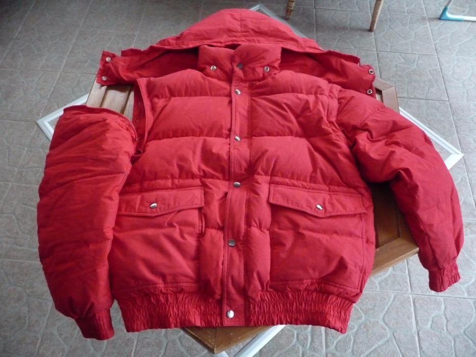 Мъжко мултифункционално пухено яке
