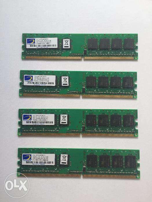 Memorie TwinMos 512MB DDR2-667 PC5300
