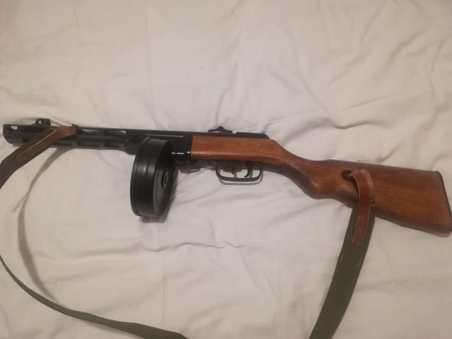 Автомат ППШ-Шпагин, автоматична пушка, руска карабина – Реплик