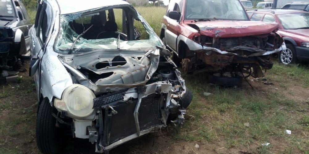 Compro carros Acidentados