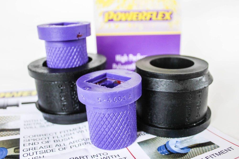 Powerflex полиуретановите тампони с доживотна гаранция!