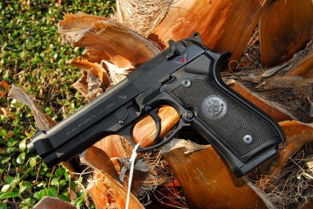 OFERTAA! Pistol Modificat Co2 Berett Airsoft Full Metal Aer Comprimat