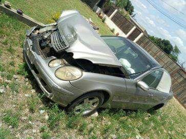 Mercedes E-classe a venda em peças