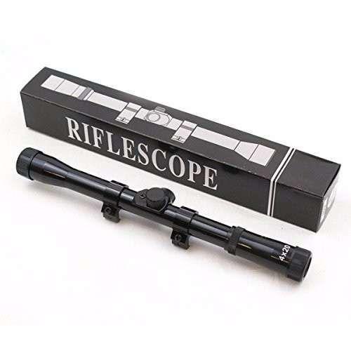 Mira Telescópica para arma pressão de AR 4x20