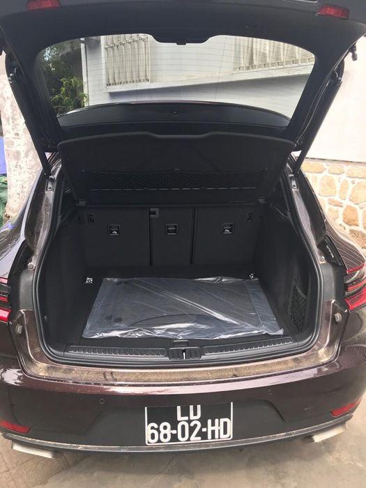 A venda Porsche Makan 2018 brutal