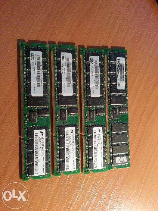 Memorie RAM DDR1 - 512 MB - 4 buc